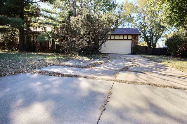 1009 S Cypress, Wichita, KS 67207 (MLS #574252) :: Lange Real Estate