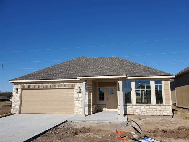 1006 E Clearlake, Derby, KS 67037 (MLS #574260) :: On The Move