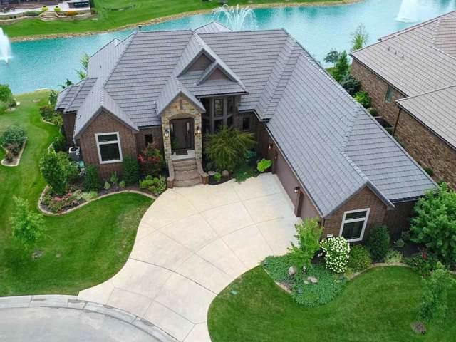 10635 E Glengate Cir, Wichita, KS 67206 (MLS #574264) :: Graham Realtors