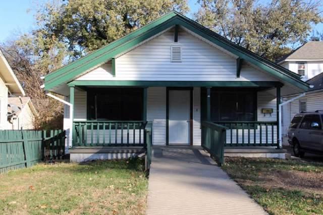124 N High St, El Dorado, KS 67042 (MLS #574275) :: On The Move