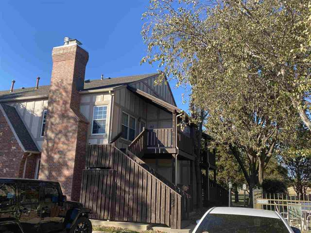 1450 S Webb #123, Wichita, KS 67207 (MLS #574306) :: Lange Real Estate