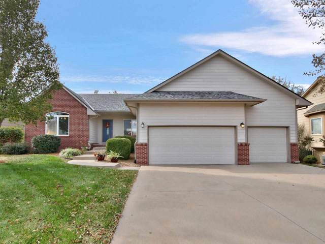 1203 S Arbor Meadows St, Derby, KS 67037 (MLS #574316) :: On The Move