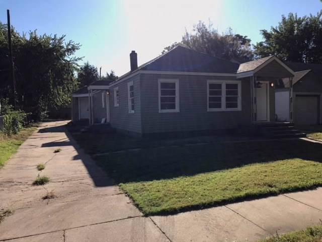 1010 S Ellis St, Wichita, KS 67211 (MLS #574323) :: Lange Real Estate