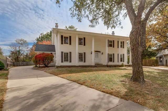224 N Live Oak Ln, Wichita, KS 67206 (MLS #574325) :: Lange Real Estate