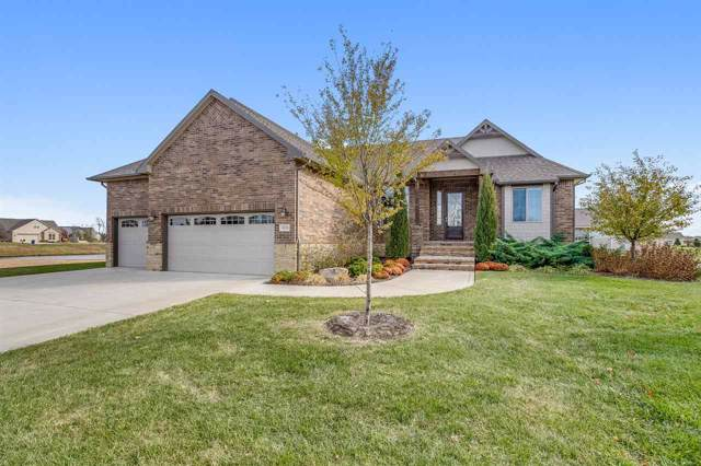 4920 N Indian Oak St, Bel Aire, KS 67226 (MLS #574326) :: On The Move