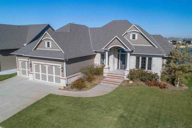 4512 W Shoreline St, Wichita, KS 67205 (MLS #574327) :: Lange Real Estate