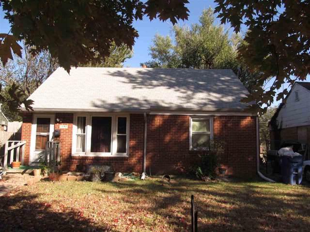 1906 N Minnesota, Wichita, KS 67214 (MLS #574348) :: Lange Real Estate