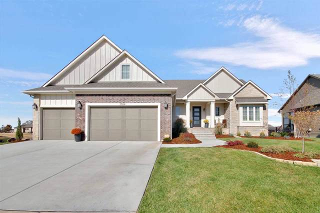 2554 N Paradise Ct, Wichita, KS 67205 (MLS #574352) :: Lange Real Estate
