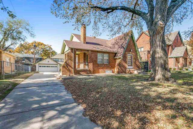 235 N Dellrose St, Wichita, KS 67208 (MLS #574359) :: Pinnacle Realty Group