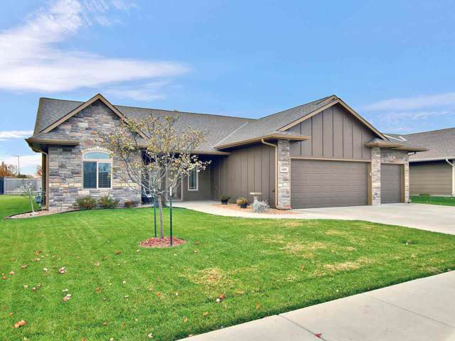 1025 E Moss Wood St, Derby, KS 67037 (MLS #574376) :: On The Move