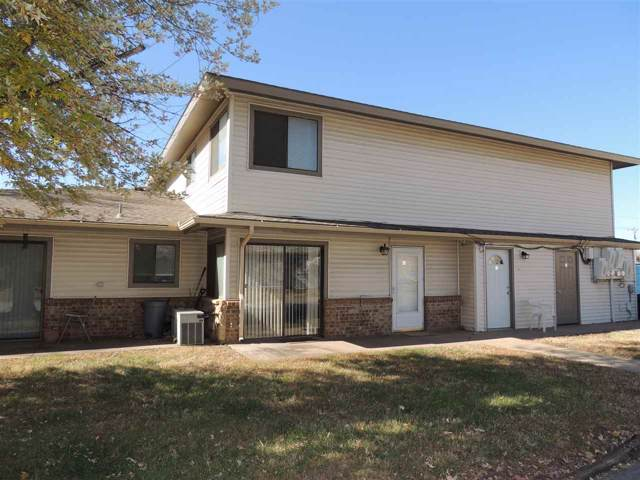 8724 W University Ave B, Wichita, KS 67209 (MLS #574385) :: Pinnacle Realty Group