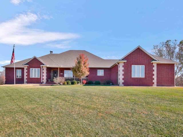 6654 N Sheridan St., Wichita, KS 67204 (MLS #574389) :: Graham Realtors