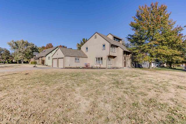 1600 E Blue Spruce Rd, Derby, KS 67037 (MLS #574390) :: On The Move