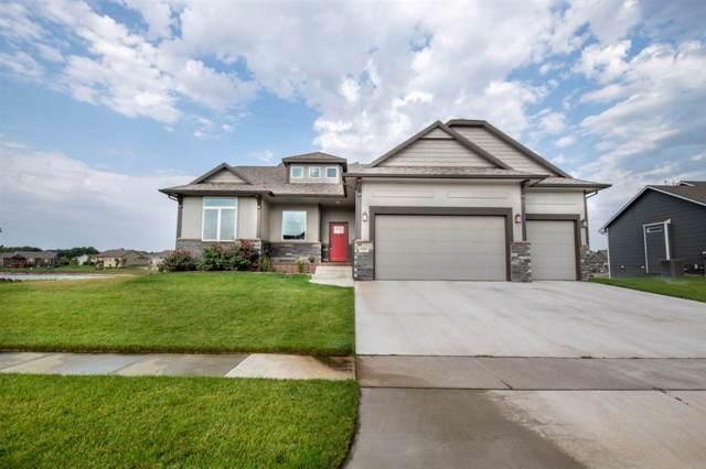 1525 N Blackstone St, Wichita, KS 67235 (MLS #574395) :: Lange Real Estate