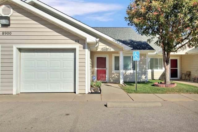 8900 W University St #111, Wichita, KS 67209 (MLS #574397) :: Lange Real Estate