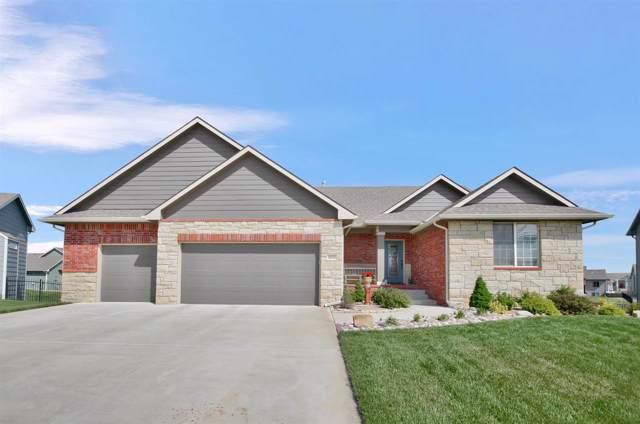 2825 N Woodridge, Wichita, KS 67226 (MLS #574403) :: Pinnacle Realty Group