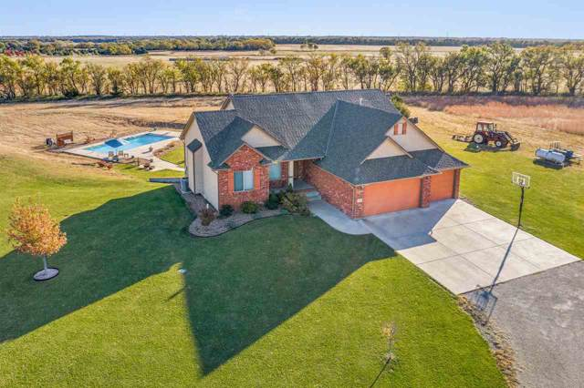 21300 SW County Line Road, Rose Hill, KS 67133 (MLS #574409) :: On The Move