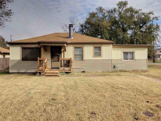 410 N Kansas St, Benton, KS 67017 (MLS #574410) :: Pinnacle Realty Group