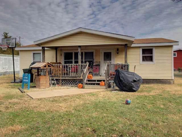 360 S Wichita St, Benton, KS 67017 (MLS #574411) :: On The Move