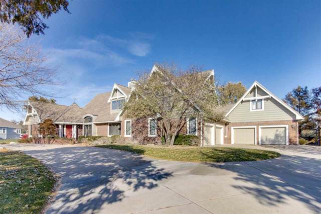 4 N Sandalwood St, Wichita, KS 67230 (MLS #574412) :: Lange Real Estate