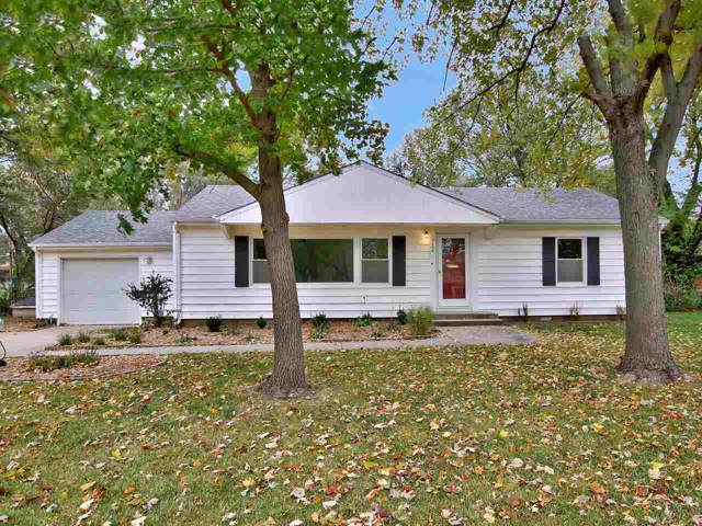 1604 N Park Lane, Augusta, KS 67010 (MLS #574419) :: On The Move