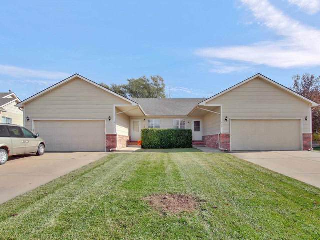 920/922 Cedar Point Cir 924/926 Cedar P, Rose Hill, KS 67133 (MLS #574425) :: On The Move