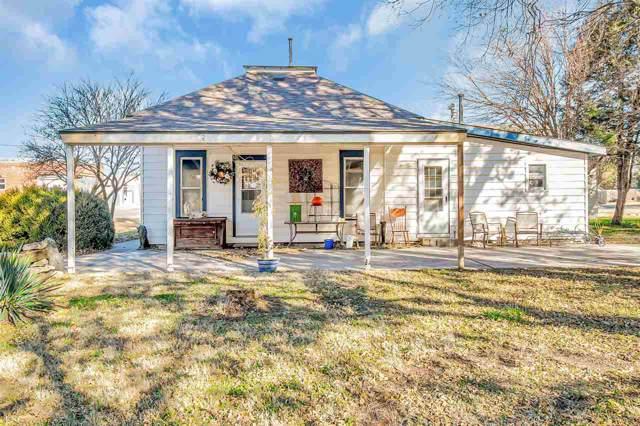 218 S Main, Benton, KS 67017 (MLS #574476) :: Pinnacle Realty Group