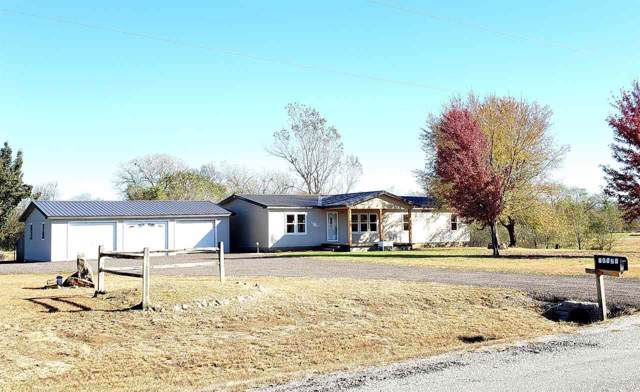 10576 SW Tawakoni, Augusta, KS 67010 (MLS #574480) :: On The Move