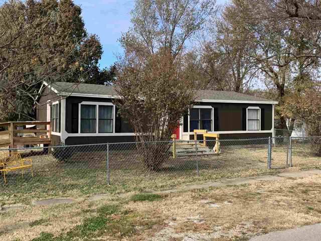 803 N State St, Eureka, KS 67045 (MLS #574505) :: Lange Real Estate