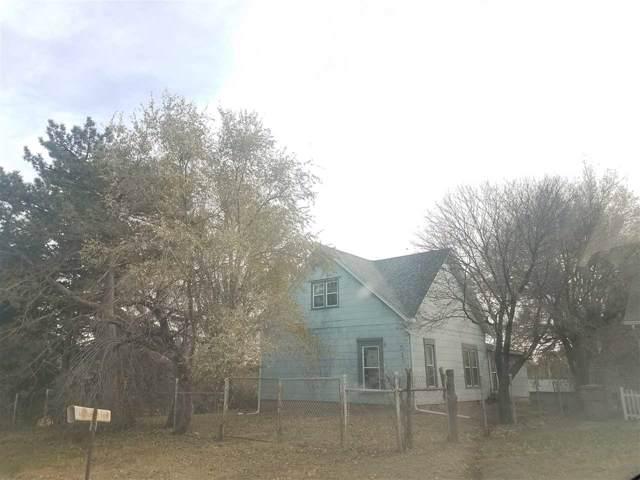 519 E F Ave, Kingman, KS 67068 (MLS #574524) :: Lange Real Estate