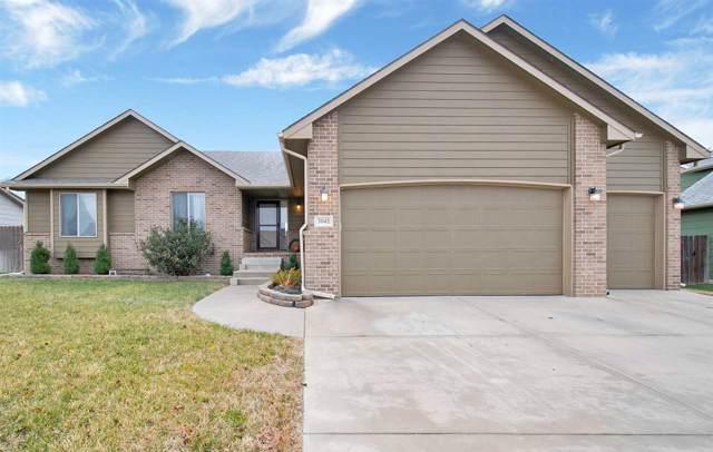 3042 N Rough Creek Rd, Derby, KS 67037 (MLS #574551) :: Lange Real Estate