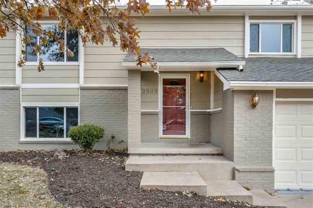 2020 N Wood Ct, Wichita, KS 67212 (MLS #574560) :: On The Move