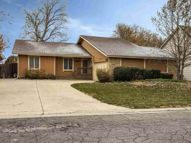 1300 S Todd Ct., Wichita, KS 67207 (MLS #574568) :: On The Move