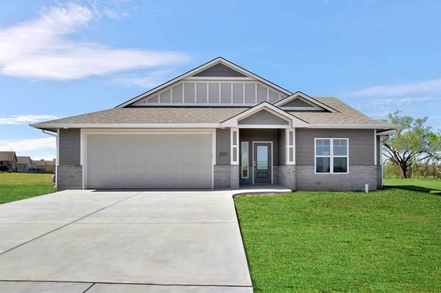 3019 N Susan Ln, Mulvane, KS 67110 (MLS #574609) :: Lange Real Estate