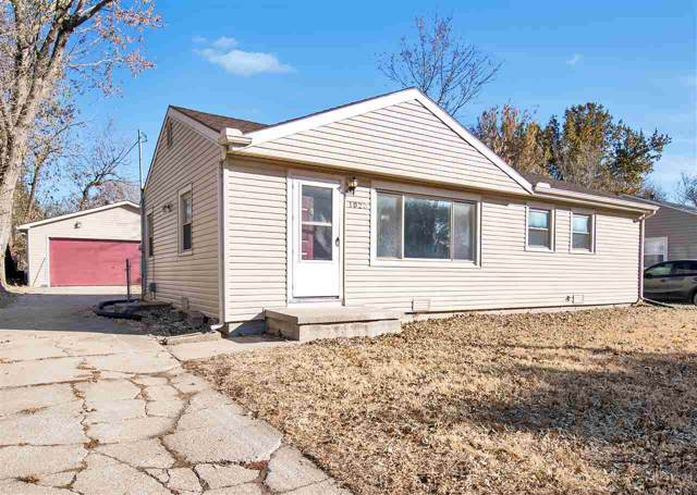 1028 N Westview, Derby, KS 67037 (MLS #574610) :: Lange Real Estate
