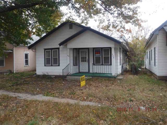 326 N 5th St, Arkansas City, KS 67005 (MLS #574621) :: On The Move