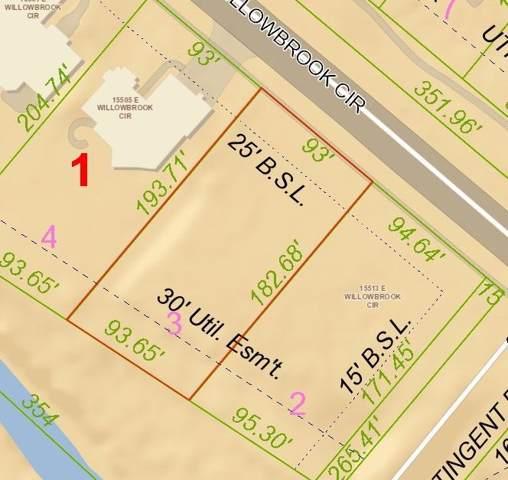 15509 E Willowbrook Cir, Wichita, KS 67230 (MLS #574641) :: Graham Realtors