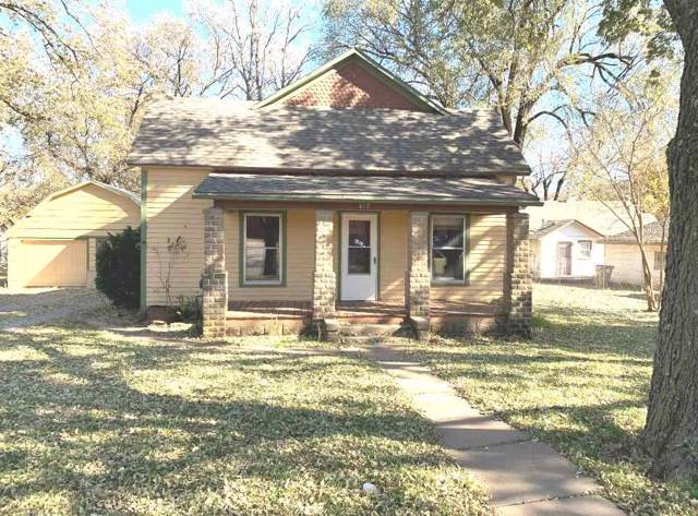 410 N Georgie Ave, Derby, KS 67037 (MLS #574642) :: Lange Real Estate