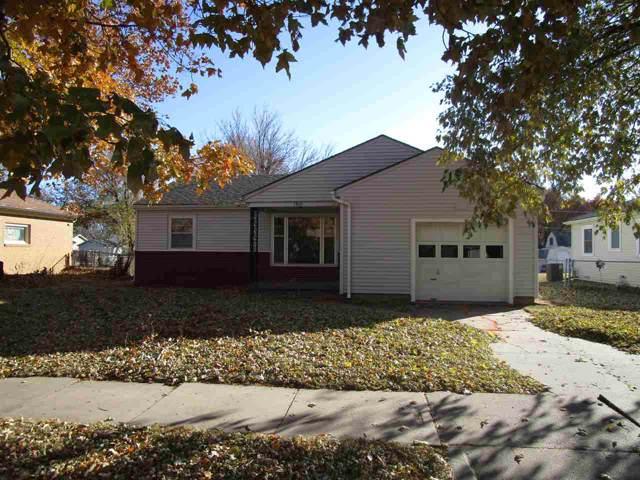 1803 W Dallas St., Wichita, KS 67217 (MLS #574654) :: Lange Real Estate