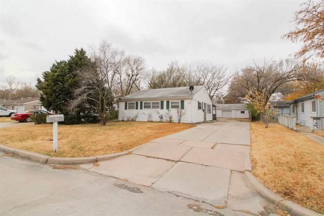 3237 S Fern St, Wichita, KS 67217 (MLS #574656) :: Lange Real Estate