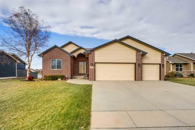 743 S Eastridge, Valley Center, KS 67147 (MLS #574660) :: Lange Real Estate
