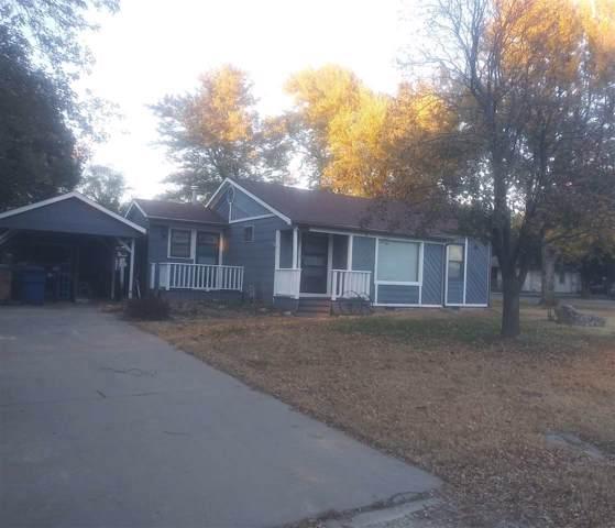 720 High St, Towanda, KS 67144 (MLS #574661) :: Lange Real Estate