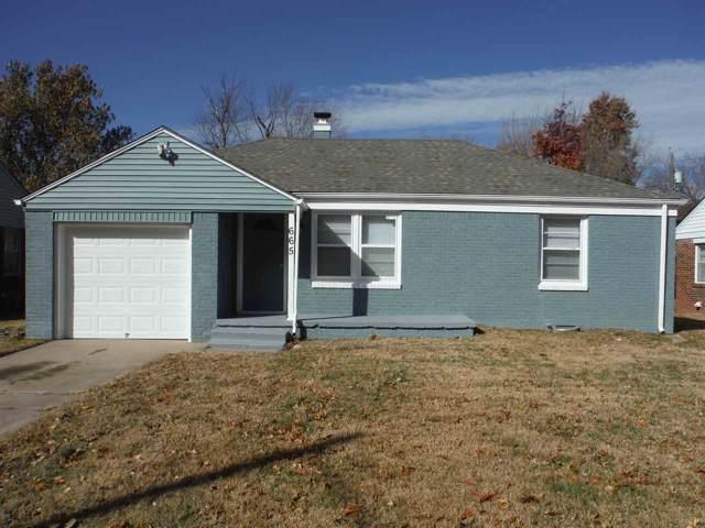 665 S Mission, Wichita, KS 67207 (MLS #574662) :: Lange Real Estate