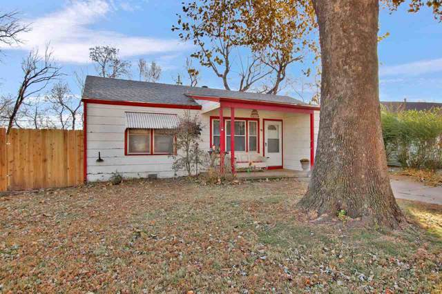 417 E Spencer, Haysville, KS 67060 (MLS #574670) :: Lange Real Estate