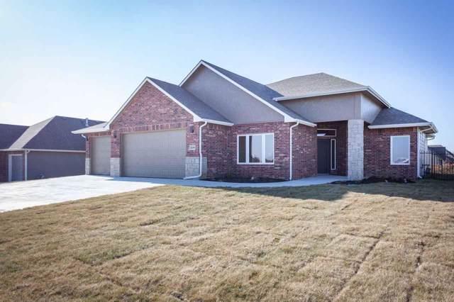 5159 N Cambridge St, Bel Aire, KS 67226 (MLS #574673) :: Lange Real Estate