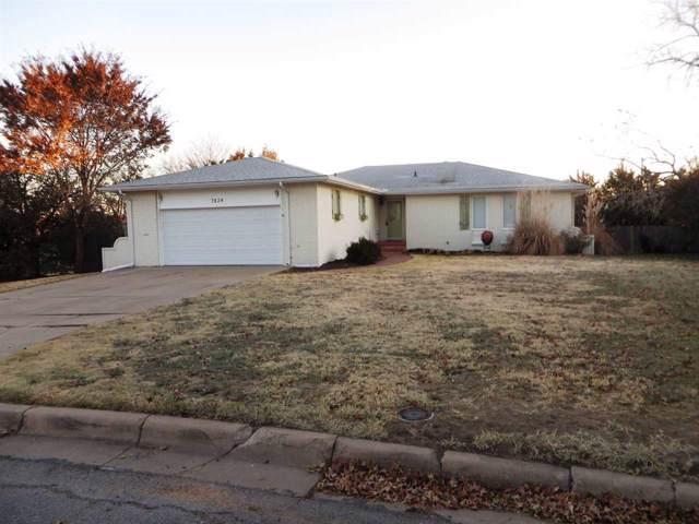 7824 E Pagent Ln, Wichita, KS 67206 (MLS #574679) :: Lange Real Estate