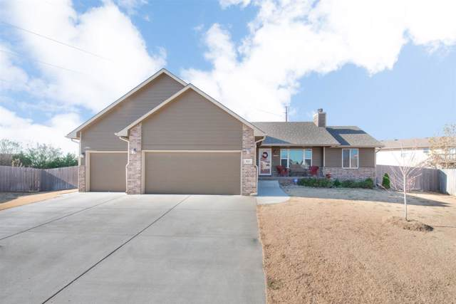 821 S Saddle Brooke Ct., Haysville, KS 67060 (MLS #574681) :: Lange Real Estate
