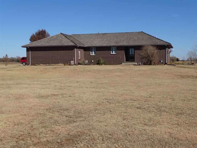 1174 N Thaddeus, Conway Springs, KS 67031 (MLS #574706) :: Lange Real Estate