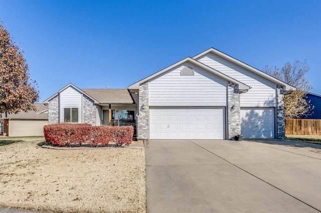 1318 E Summerlyn Dr, Derby, KS 67037 (MLS #574709) :: Lange Real Estate