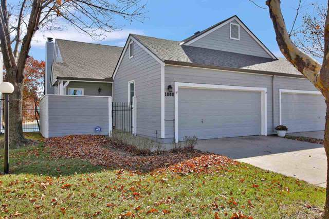 1068 N Bayshore Dr, Wichita, KS 67212 (MLS #574719) :: Pinnacle Realty Group